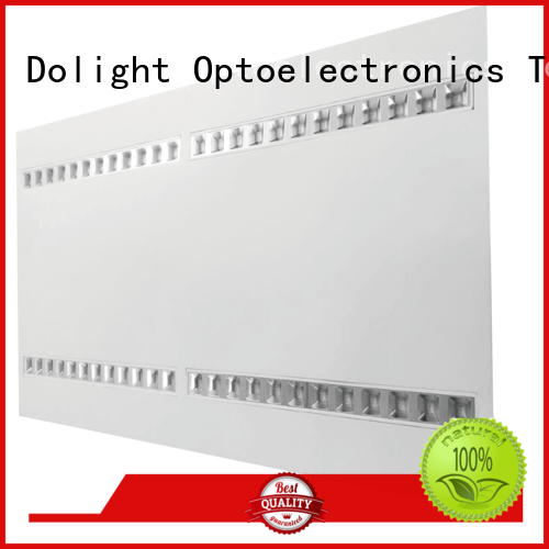 Dolight LED Panel grille grille led panel company for hospitals