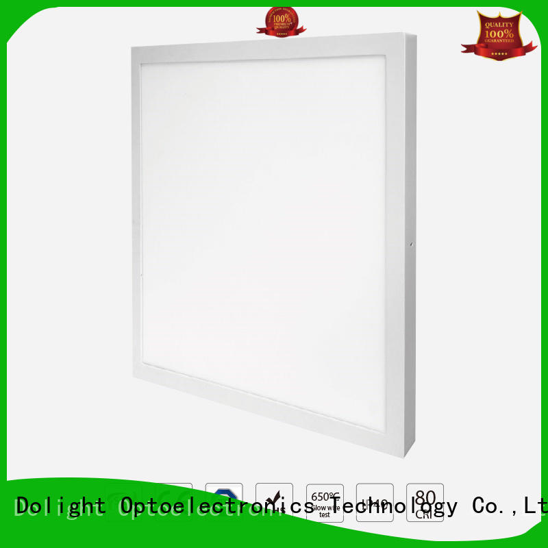 Quality Dolight LED Panel Brand oriented series led flat panel
