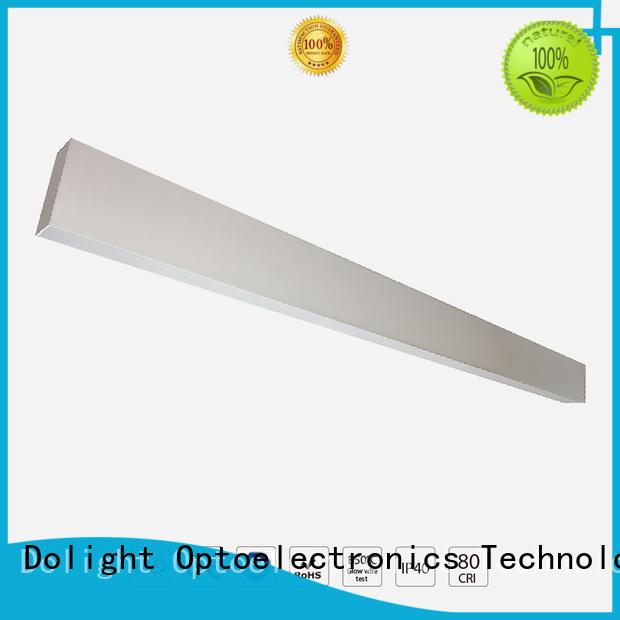 Dolight LED Panel lens led linear suspension lighting manufacturer for shops