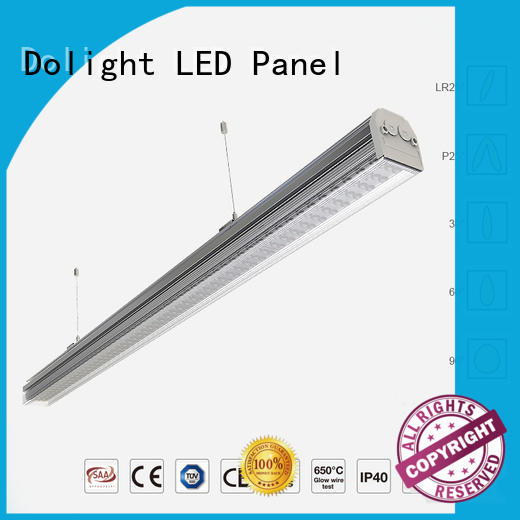 Dolight LED Panel led linear light fixture suppliers for supermarket