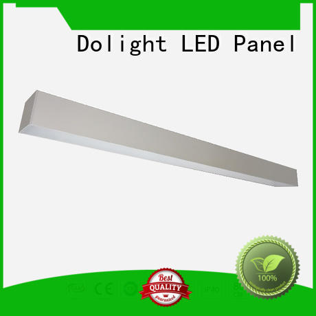 Dolight LED Panel suspension linear ceiling light supply for office