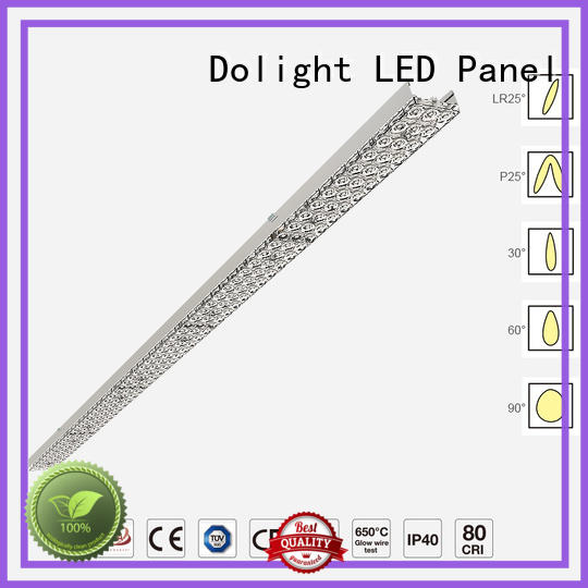 Best led linear suspension lighting linear for business for boardrooms