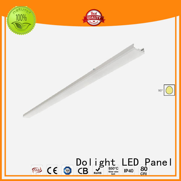 Dolight LED Panel Top led linear suspension lighting for business for warehouse
