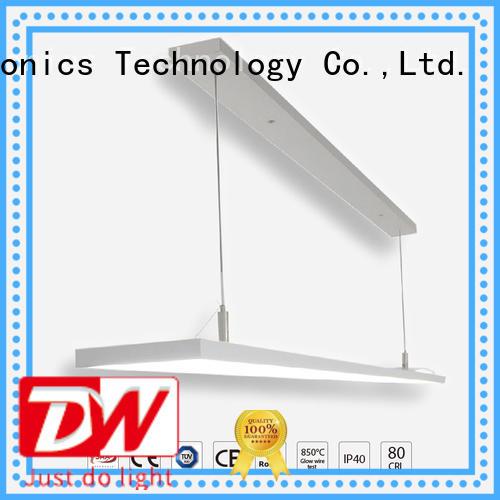 Dolight LED Panel suspending linear led pendant for business for library