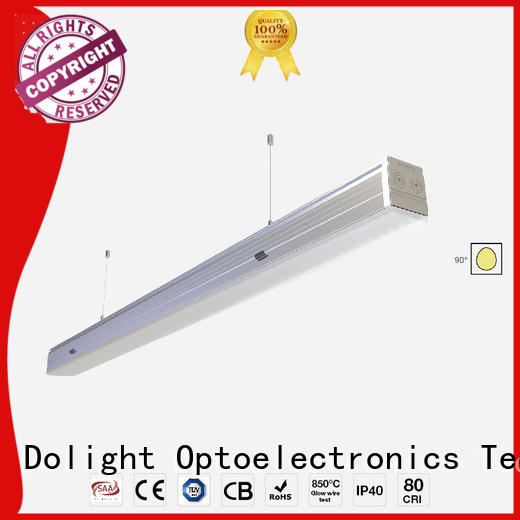 installation angle linear light fixture retrofit Dolight LED Panel