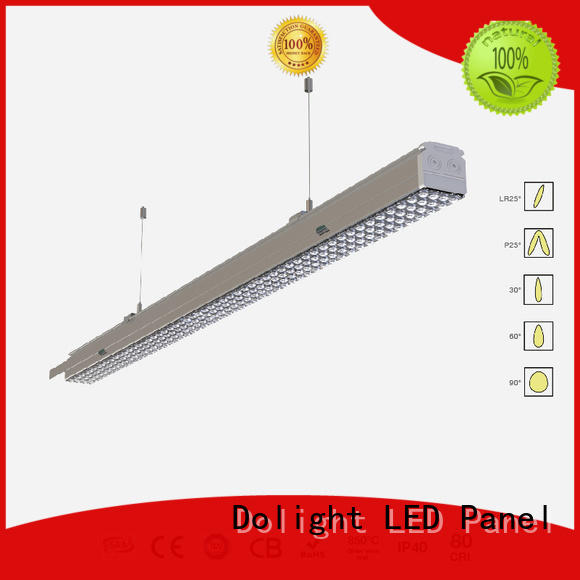 Quality Dolight LED Panel Brand linear lighting systems trunk