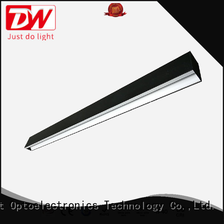Dolight LED Panel optional linear led light fixture for sale for office