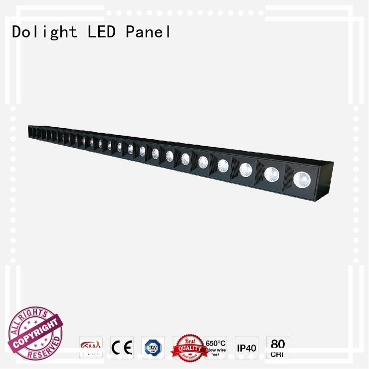 Top led linear pendant light recessed suppliers for corridor