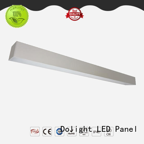 Dolight LED Panel diffuser linear ceiling light company for office