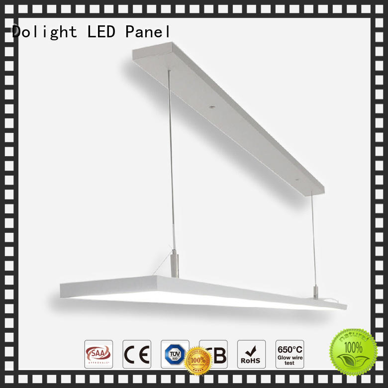 High-quality rectangle led panel light 3d manufacturers for offices