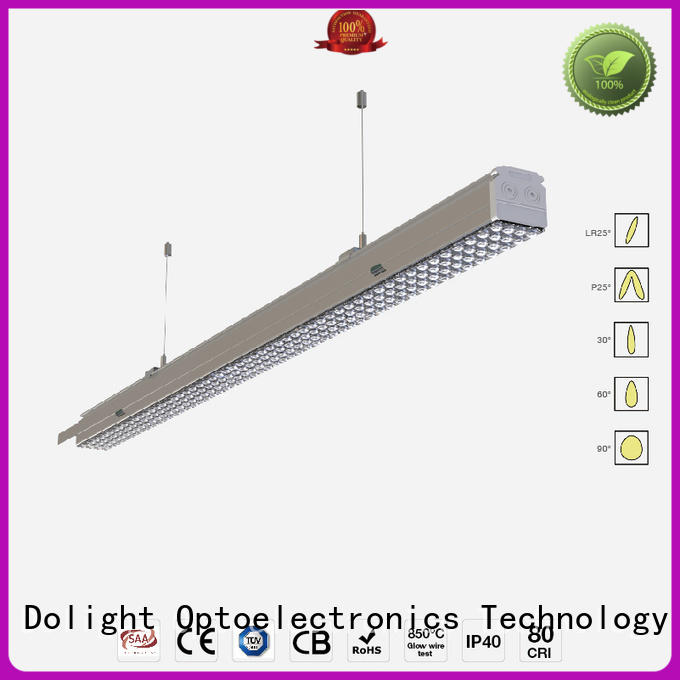 Wholesale led trunking light frosted manufacturers for warehouse
