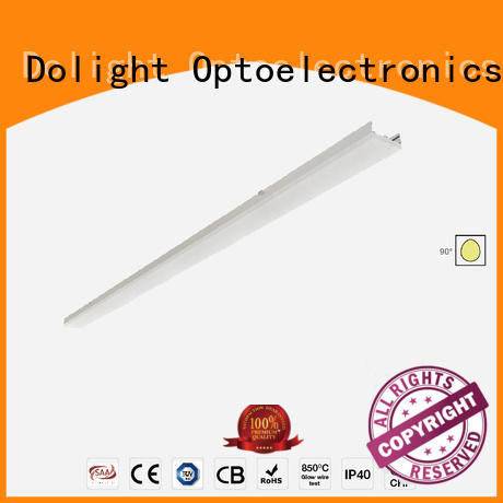 Dolight LED Panel Custom linear led lighting factory for warehouse