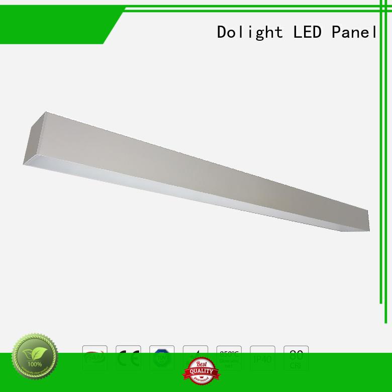 Dolight LED Panel Custom led linear suspension lighting suppliers for corridor