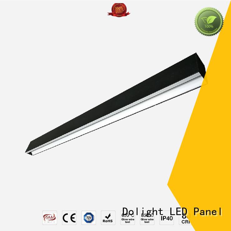 Custom linear ceiling light reflector for business for home