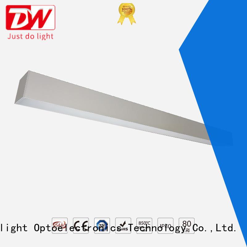 Latest linear ceiling light moudule factory for school