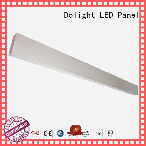 lw50 ld60 linear led pendant light Dolight LED Panel company