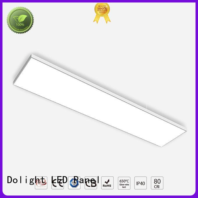 office linear pendant lighting narrow Dolight LED Panel company