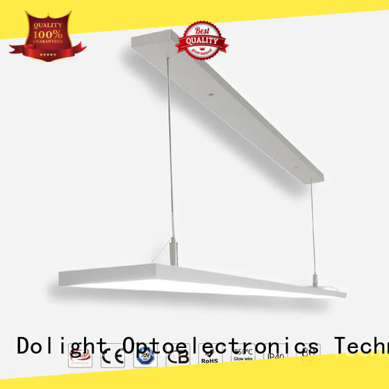 Dolight LED Panel suspending linear led pendant suppliers for boardrooms