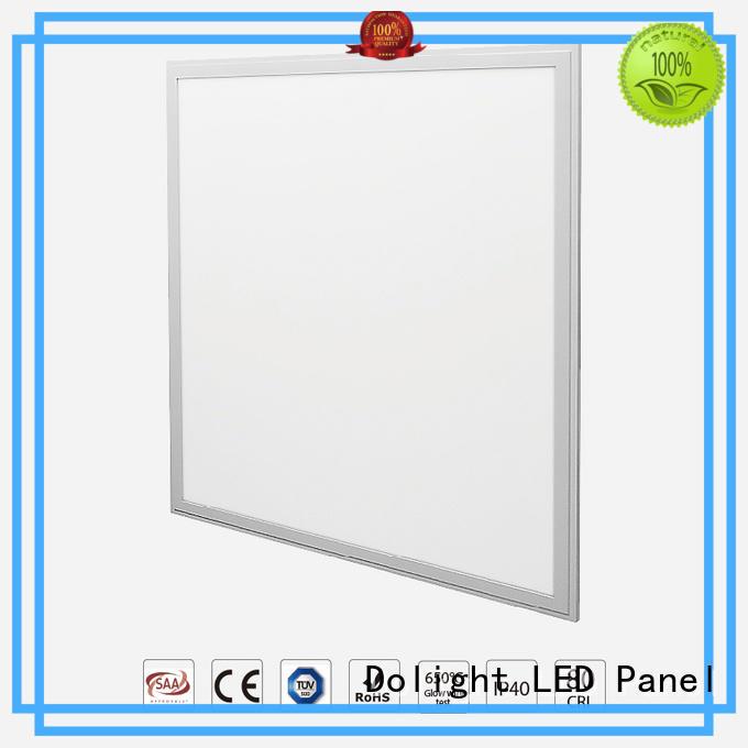 Dolight LED Panel light led flat panel factory for showrooms