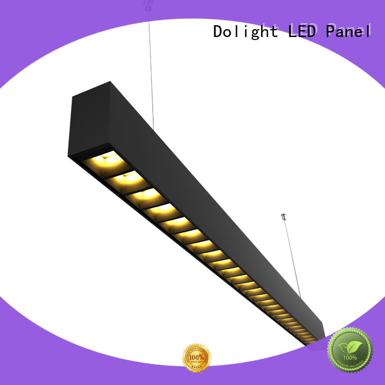 Best led linear suspension lighting reflector company for school