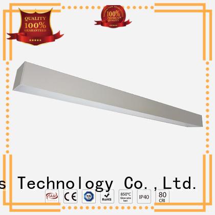 Dolight LED Panel Brand ra90 ld60 lens recessed linear led lighting manufacture