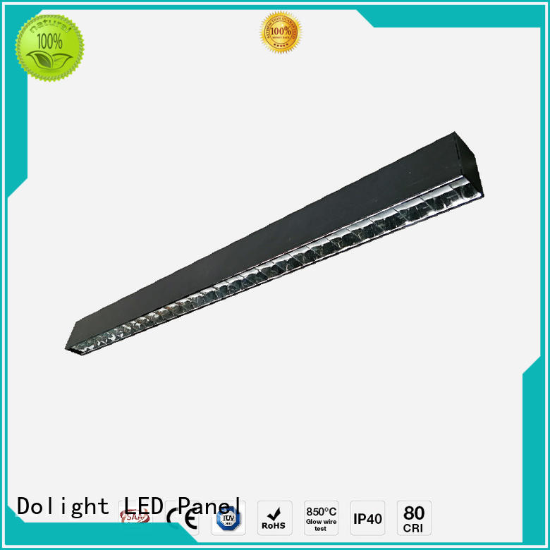 Dolight LED Panel Brand down lr50 recessed linear led lighting manufacture