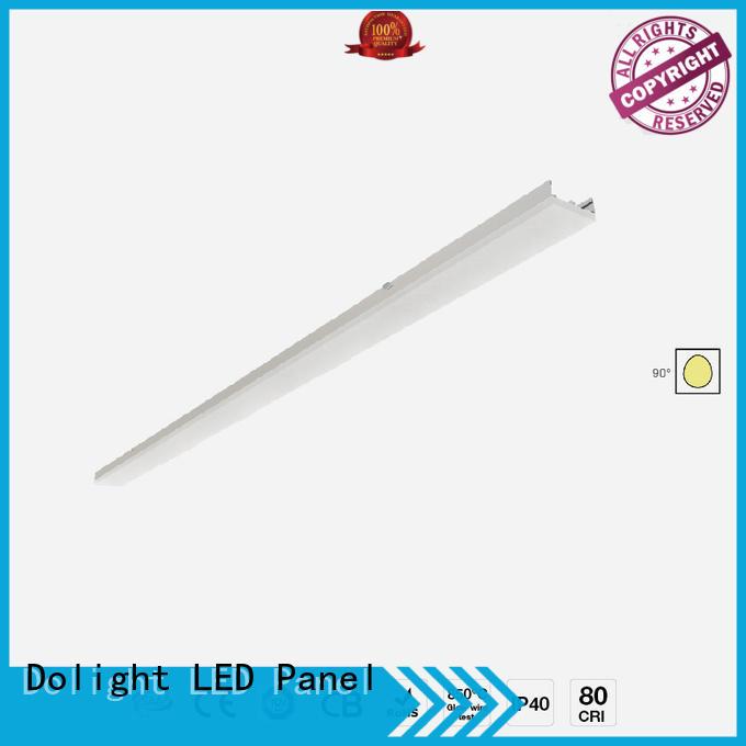 Top linear light fixture trunk company for corridors