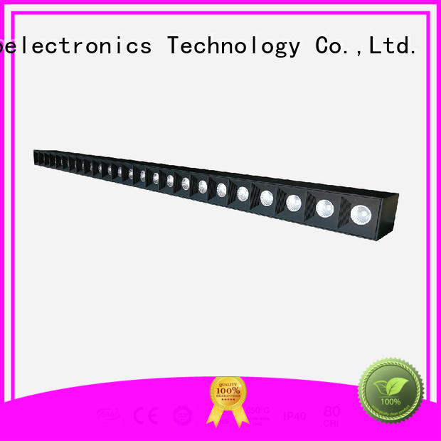 Dolight LED Panel Brand down lo30 recessed linear led lighting manufacture