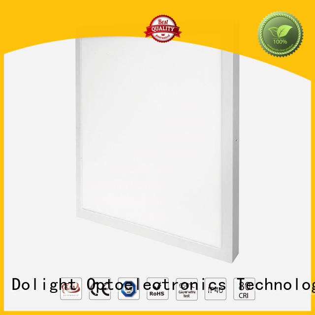 stable led flat panel panel easy Installation for hospitals
