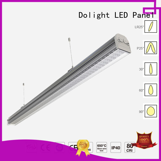 Dolight LED Panel Brand version angle linear linear light fixture
