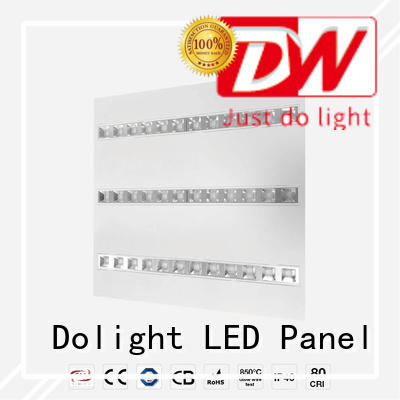 Latest led panel lights ugr manufacturers for corridors
