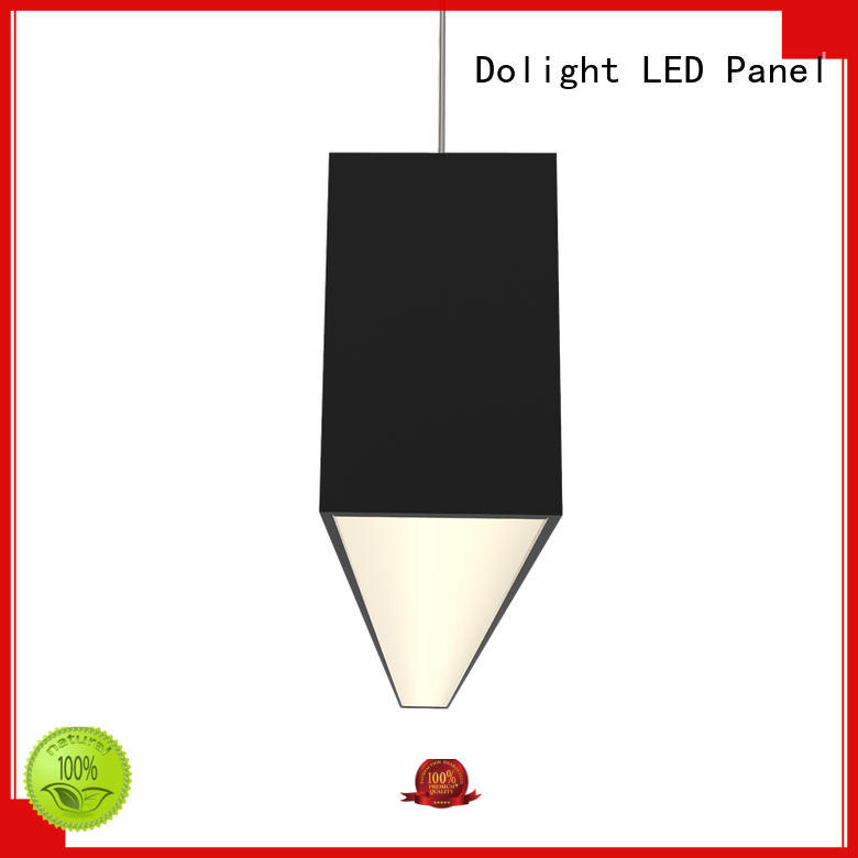 Dolight LED Panel New linear led light fixture factory for office