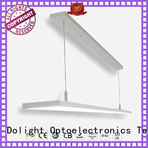 New linear pendant lighting office suppliers for school