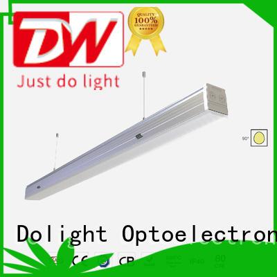 Dolight LED Panel trunk linear light fixture for business for supermarket
