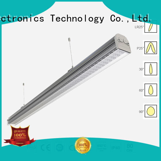Top led trunking light angle for business for boardrooms
