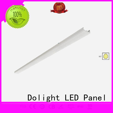 professional industrial linear lighting wholesale for supermarket Dolight LED Panel
