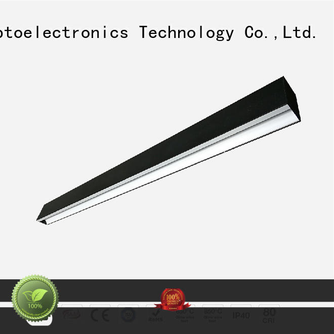 Dolight LED Panel Brand lo30 ra90 custom linear led pendant