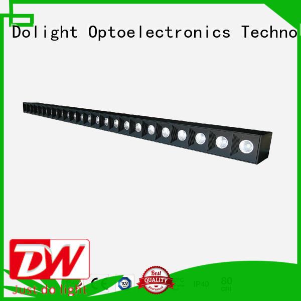 Custom led linear profile grille supply for corridor