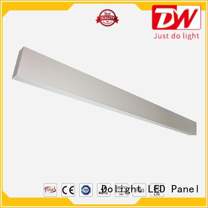 Dolight LED Panel High-quality linear recessed lighting suppliers for school