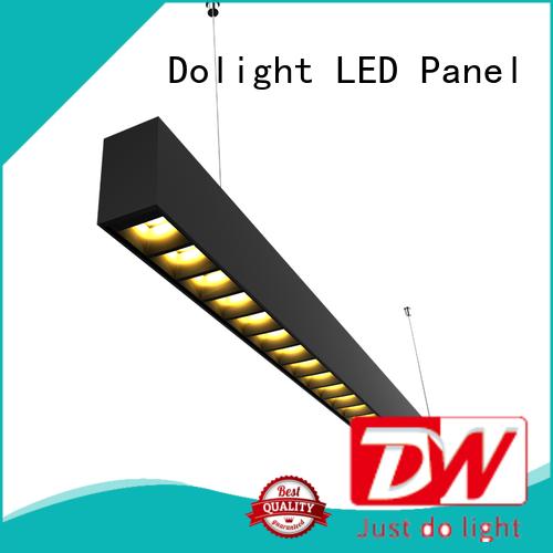 Dolight LED Panel wash led linear fixture company for corridor