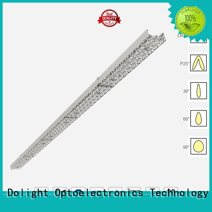 Hot trunk linear lighting systems waterproof Dolight LED Panel Brand