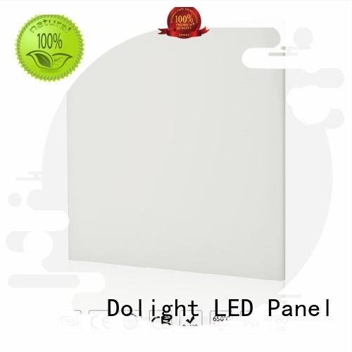 frameless led panel lgp frameless led square panel light light company