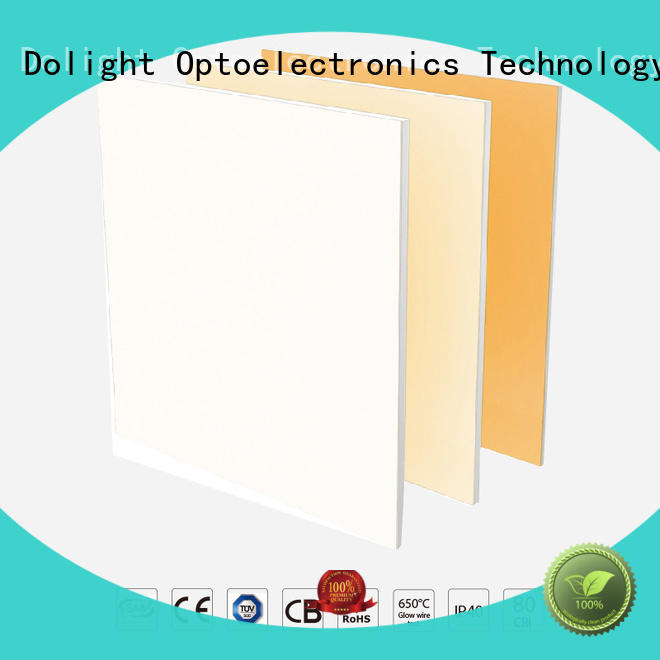 Best surface mounted led panel light cct for sale for retail / shopping