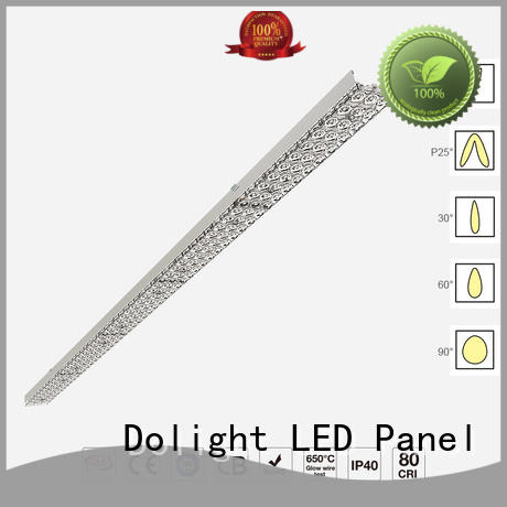 Dolight LED Panel beam led linear suspension lighting for business for corridors