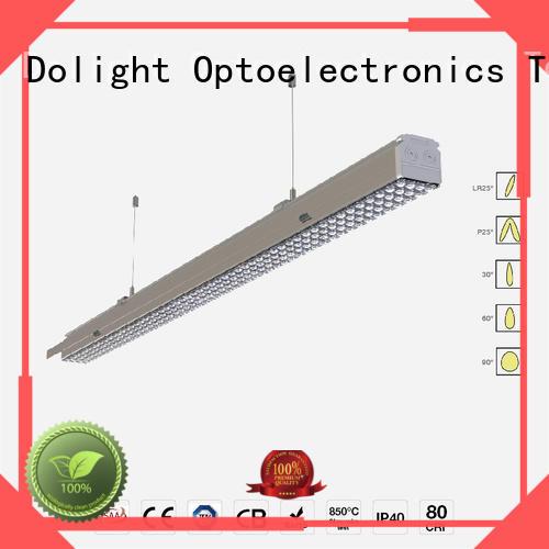 led linear led lighting systems supplier for corridors Dolight LED Panel