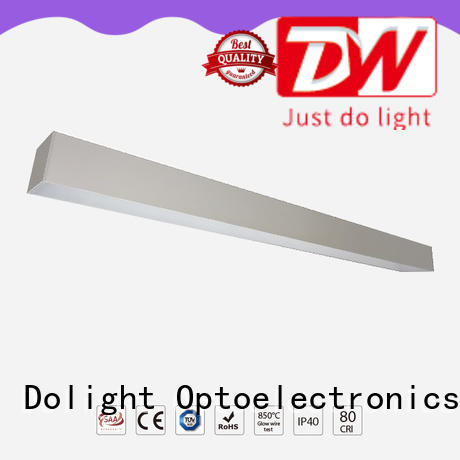 Dolight LED Panel lens led linear lighting company for shops