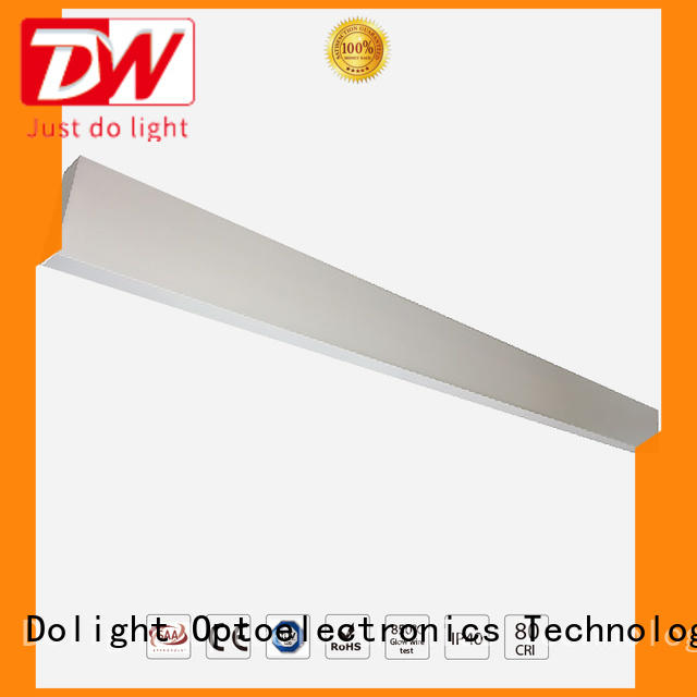 Dolight LED Panel High-quality led linear suspension lighting for business for corridor