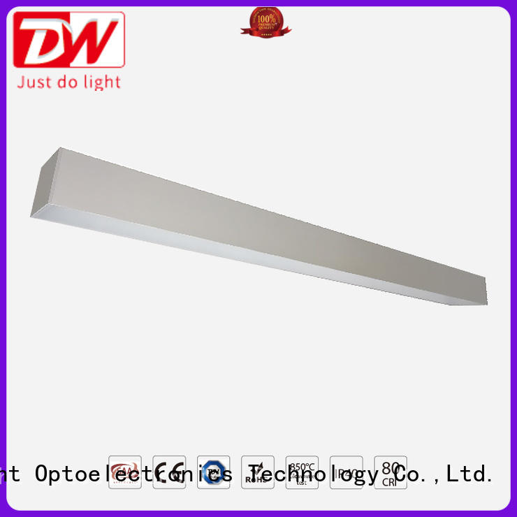 Dolight LED Panel down recessed linear led lighting supplier for home