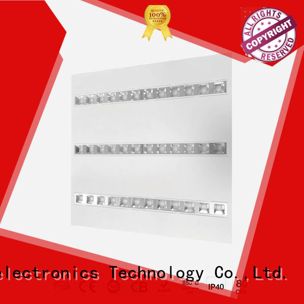 Dolight LED Panel panel led panel ceiling lights supply for commercial Offices for retail/shopping Malls for clean room/hospital