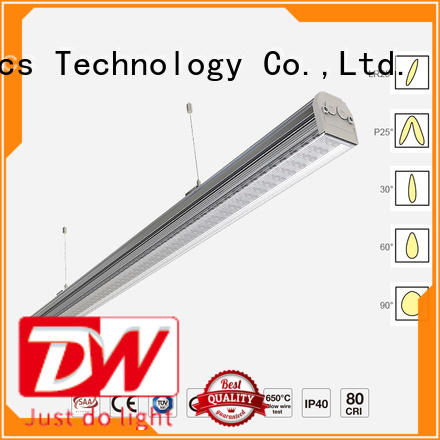 Dolight LED Panel version linear light fixture company for supermarket